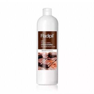 Radipil Chocolate aliejus po depiliacijos, 500ml