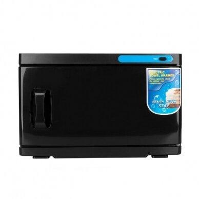 Rankšluosčių šildytuvas su sterilizatoriumi UV-C 16L, BLACK 4