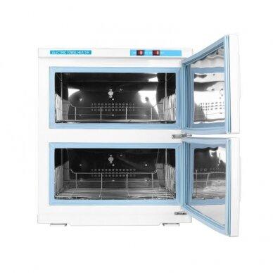 Rankšluosčių šildytuvas su UV-C Sterilizatoriumi, 32L 3