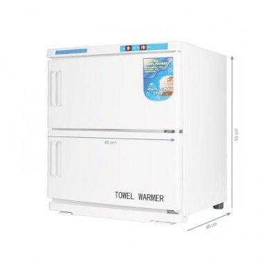 Rankšluosčių šildytuvas su UV-C Sterilizatoriumi, 32L 2