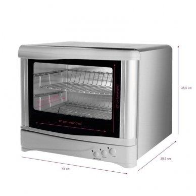 Rankšluosčių šildytuvas su UV spindulių sterilizatoriumi, 30l 3