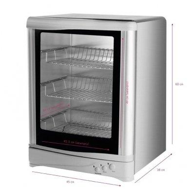 Rankšluosčių šildytuvas su UV sterilizavimo funkcija, 60L 3