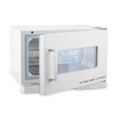 Rankšluosčių sterilizatorius - rankšluosčių šildytuvas UV-C T01
