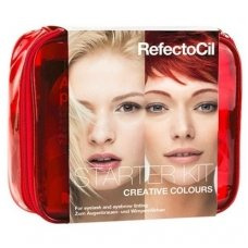 Refectocil rinkinys STARTER KIT CREATIV COLOURS