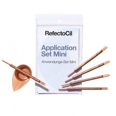 """RefectoCil dažų maišymo rinkinys """"Mini Rose Gold"""""""