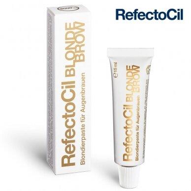 RefectoCil balinamoji pasta antakiams BLONDE BROWN, 15ml