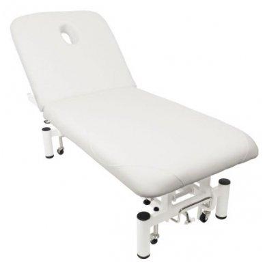 Elektrinis masažo stalas AZZURRO 684, baltos sp. 5