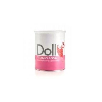 Xanitalia rožinis vaškas depiliacijai su titano dioksidu, 800 ml