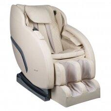 SAKURA masažinė kėdė CLASSIC 801, kreminės sp.