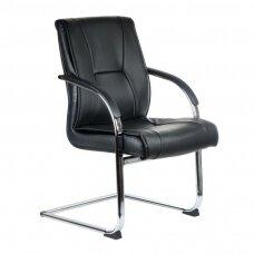 Salono krėslas, BX-3345, juodos sp.