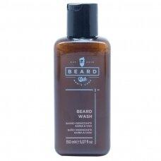 Šampūnas - prausiklis barzdai ir veido odai BEARD CLUB,150ml
