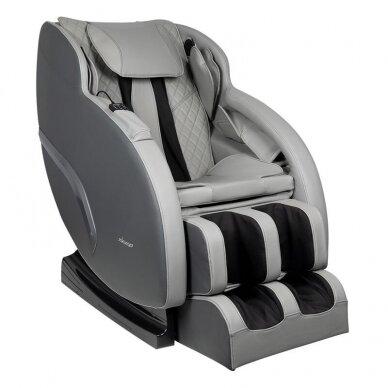 SAKURA masažinė kėdė CLASSIC 801, pilkos sp.