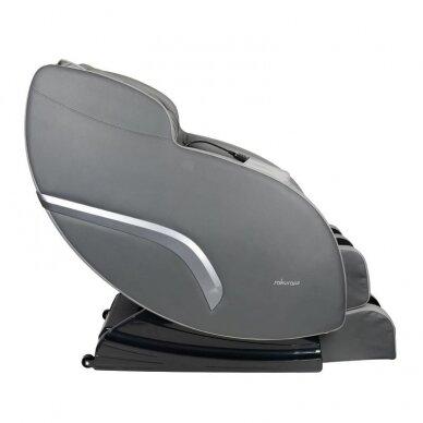 SAKURA masažinė kėdė CLASSIC 801, pilkos sp. 4