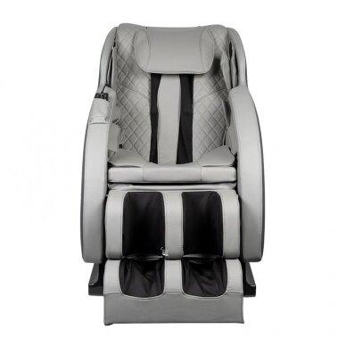 SAKURA masažinė kėdė CLASSIC 801, pilkos sp. 3
