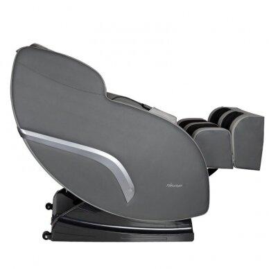 SAKURA masažinė kėdė CLASSIC 801, pilkos sp. 5
