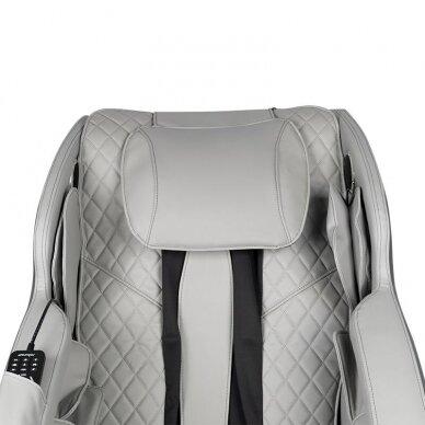 SAKURA masažinė kėdė CLASSIC 801, pilkos sp. 6