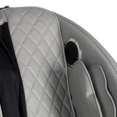 SAKURA masažinė kėdė CLASSIC 801, pilkos sp. 8