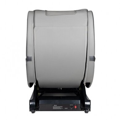 SAKURA masažinė kėdė CLASSIC 801, pilkos sp. 2