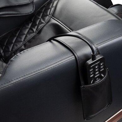 SAKURA masažinė kėdė COMFORT 806, juodos sp. 6