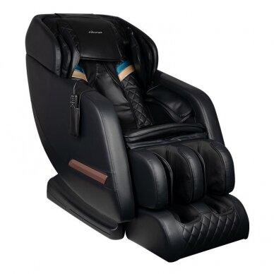 SAKURA masažinė kėdė COMFORT 806, juodos sp.
