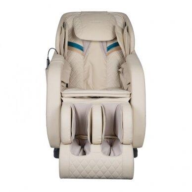 SAKURA masažinė kėdė COMFORT 806, kreminės sp. 2