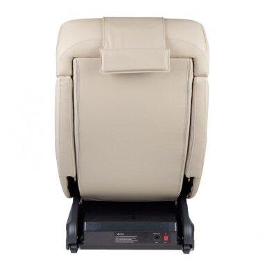 SAKURA masažinė kėdė COMFORT 806, kreminės sp. 4