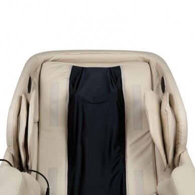 SAKURA masažinė kėdė COMFORT 806, kreminės sp. 6