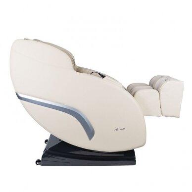 SAKURA masažinė kėdė CLASSIC 801, kreminės sp. 3