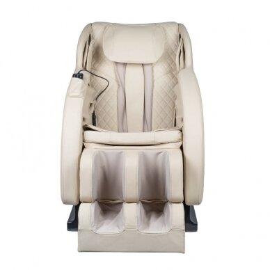 SAKURA masažinė kėdė CLASSIC 801, kreminės sp. 4