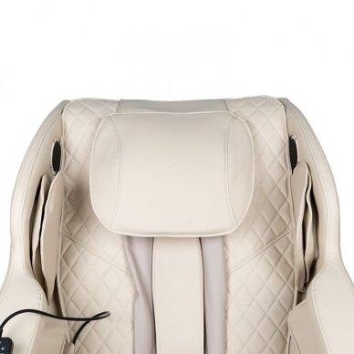 SAKURA masažinė kėdė CLASSIC 801, kreminės sp. 5