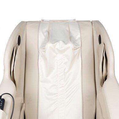 SAKURA masažinė kėdė CLASSIC 801, kreminės sp. 6