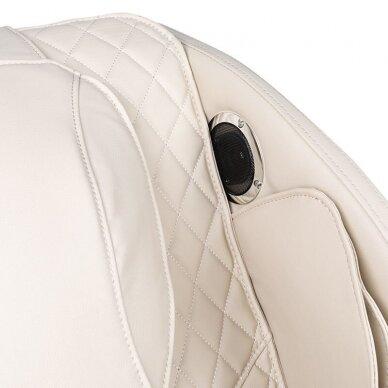 SAKURA masažinė kėdė CLASSIC 801, kreminės sp. 7
