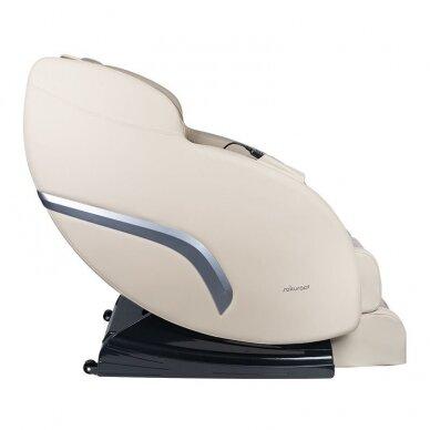 SAKURA masažinė kėdė CLASSIC 801, kreminės sp. 2