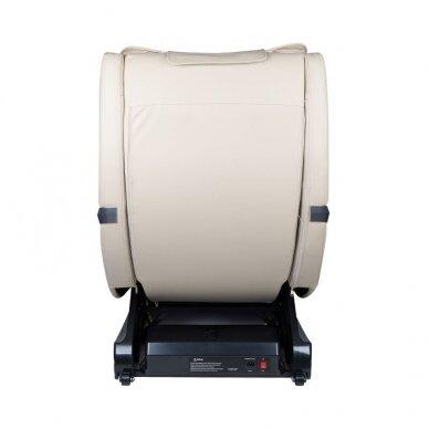 SAKURA masažinė kėdė CLASSIC 801, kreminės sp. 8