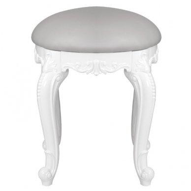 Salono baldų rinkinys STYLE, balta/pilka sp. 3