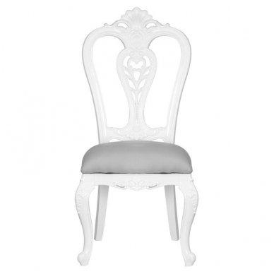 Salono baldų rinkinys STYLE, balta/pilka sp. 5