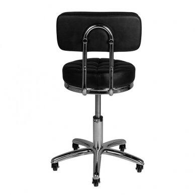 Salono kėdė AM-877, juodos sp. 3