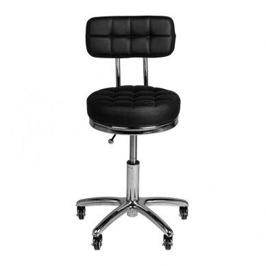 Salono kėdė AM-877, juodos sp. 5