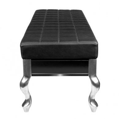 Salono laukiamojo sofa GABBIANO F011, juodos sp. 3