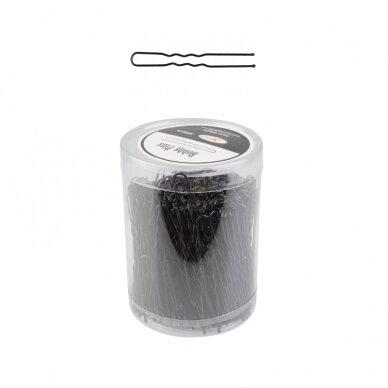 Segtukai plaukams E-65 300vnt. 6cm