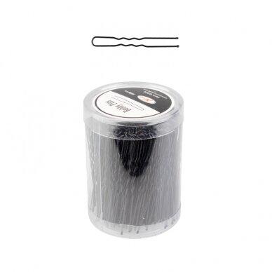 Segtukai plaukams E-65 300vnt. 7cm