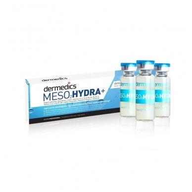 Serumas kapsulėje Dermedics MESO HYDRA+, 5 ml 4