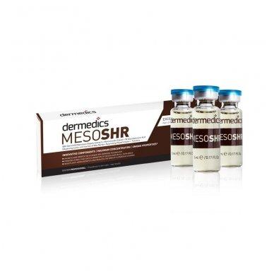 Serumas kapsulėje Dermedics MESO SHR, 5ml 5