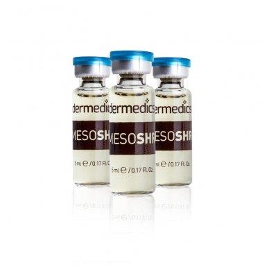 Serumas kapsulėje Dermedics MESO SHR, 5ml
