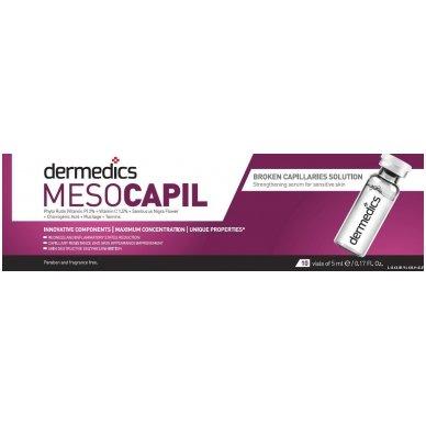 Serumas kapsulėje Dermedics Mesocapil, 5 ml 3