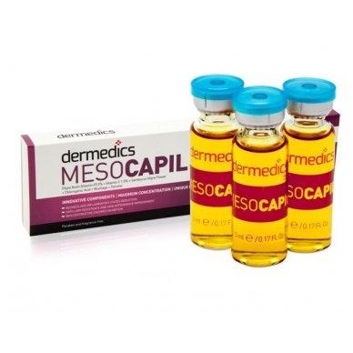 Serumas kapsulėje Dermedics Mesocapil, 5 ml