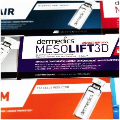 Serumas kapsulėje Dermedics MESOLIFT-3D, 5 ml 3