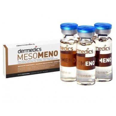 Serumas kapsulėje Dermedics Mesomeno, 5 ml