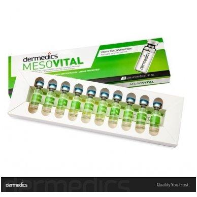 Serumas kapsulėje Dermedics Mesovital, 5 ml 2