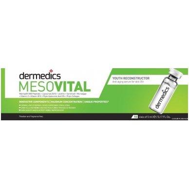 Serumas kapsulėje Dermedics Mesovital, 5 ml 3